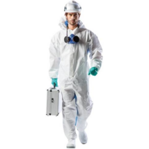 SS CHEMFOR MAX vegyszerek és vírusok ellen védő kapucnis overall M-3XL-ig