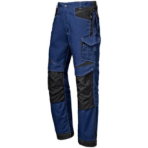 SS Industrial Ripstop Deréknadrág 31104B blue-black XS-4XL-ig