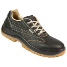 SIX CAPRI S3 ESD Bőr félcipő 36-48-ig