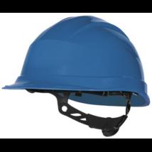 DP QUARTZ UP 3 Védősisak csavaros rögzítőpánttal +1000V villamos szig. kék
