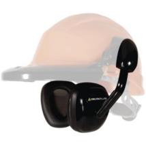 DP SUZUKA2 Sisakra szerelhető hallásvédő fültok fekete