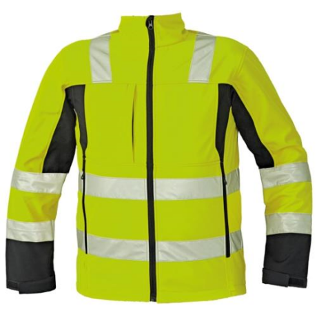 CER Malton Jóláthatósági softsell dzseki hv zöld S-3XL-ig