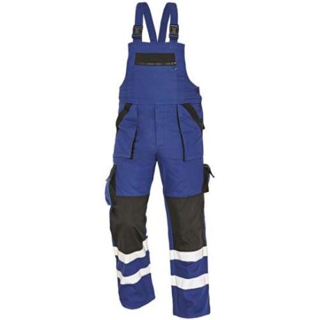 CER MAX REFLEX Mellesnadrág kék-fekete 44-64-ig