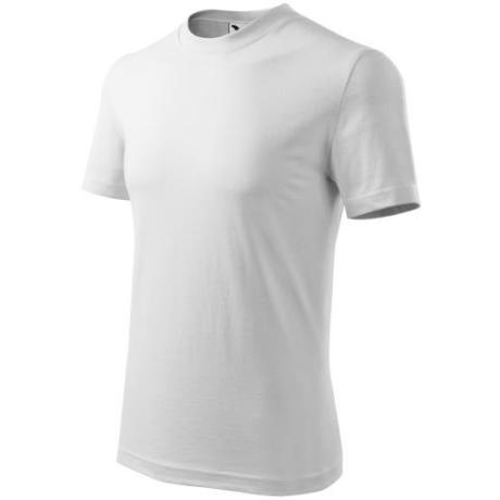 ADLER 110 Heavy rövid ujjú környakas póló fehér S-2XL