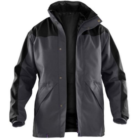 KÜ Weather Inno Plus Skytex Téli anorák 1389 antracit-fekete XS (38-40) - 4XL (66-68)