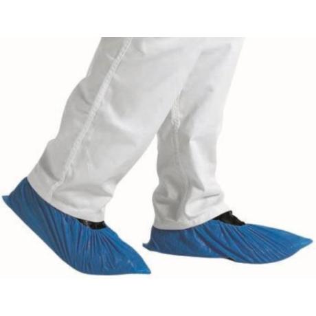SS 30130A Cipővédő kék nylon 100db/csomag (csomag ár)