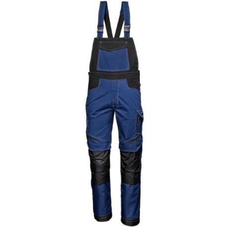SS Industrial Ripstop Mellesnadrág 31106B blue-black XS-4XL-ig