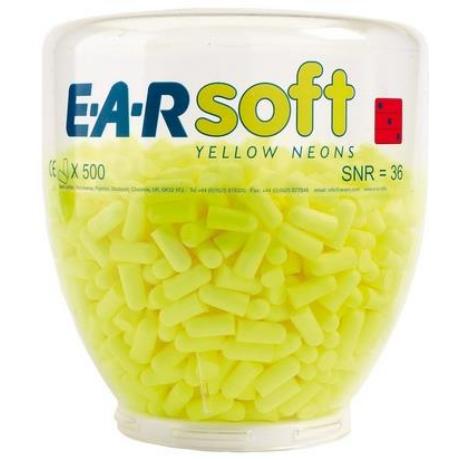3M PD-01-002 EAR SOFT 30155 adagoló buborék + töltet 500pár/buborék (buborék ár)