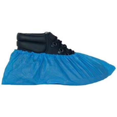 EP 45240 Cipővédő kék nylon 100db/csomag