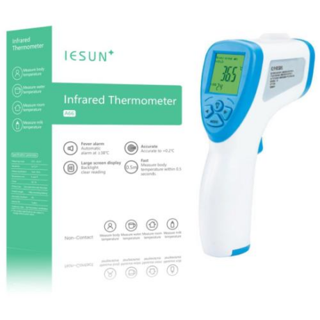 KET Infra hőmérő