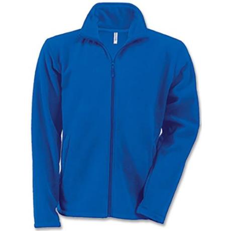 KA911 Polár kabát royal blue S-4XL-ig