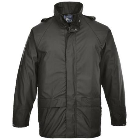 PW S450 Sealtex Classic Vízálló kabát fekete S-2XL-ig