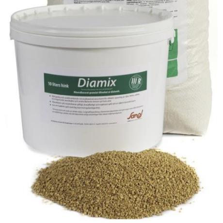 DIAMIX PLUS Ipari abszorbens 10Kg/vödör