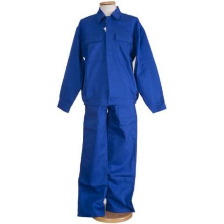 SK Láng, ant öltöny (deréknadág+dzseki) kék XS (40-42) - XL (56-58)